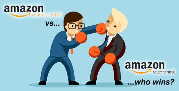 亚马逊Vendor 和Seller Central 后台的差异