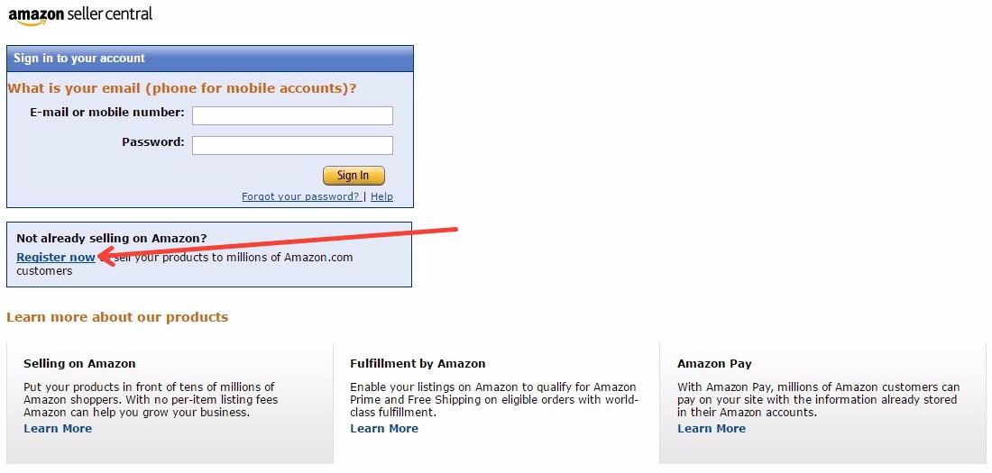 如何在亚马逊销售初学者 - 终极指南下