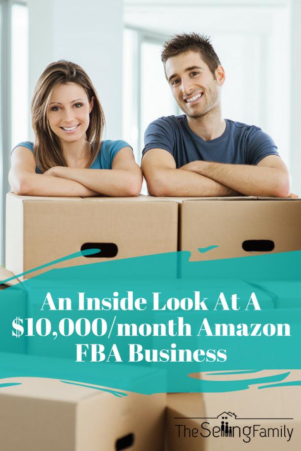 亚马逊成功案例:一个人如何在不到4个月的时间内建立每月10万美元的亚马逊FBA业务上