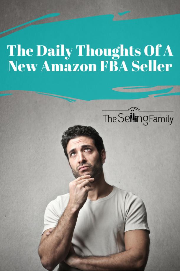 亚马逊新FBA卖家的每日想法!