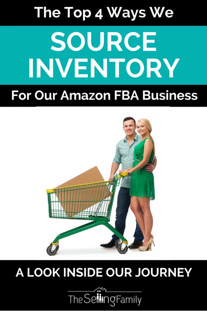 亚马逊FBA的前5种方式我们的来源库存