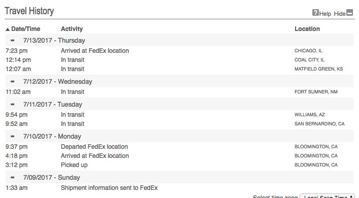 亚马逊毁了网上购物和合理的期望