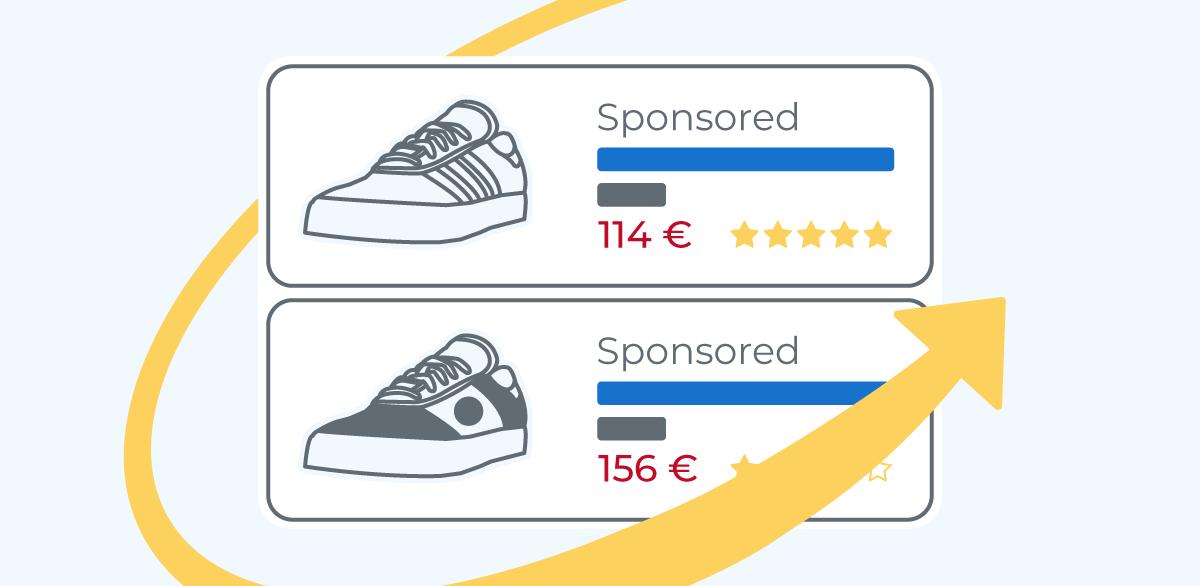 亚马逊推出赞助产品广告再定位