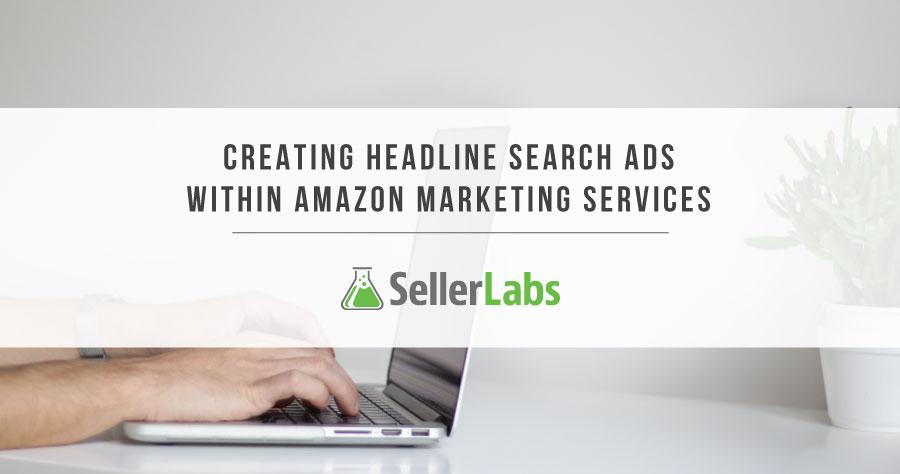 在Amazon Marketing Services中创建标题搜索广告