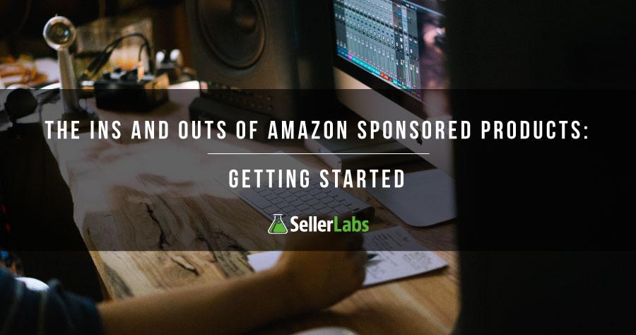 亚马逊赞助商产品的入点和出口:入门